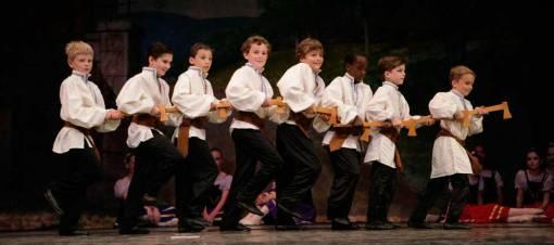 Metropolitan Ballet Academy Boys (Metropolitan Ballet Company)