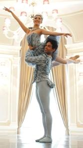 ENB dancers Yonah Acosta and Shiora Kase 2012