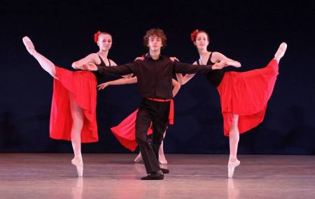 Luther DeMyer in Indianapolis School of Ballet's Andalucia (Moonbug Photography) 2014b