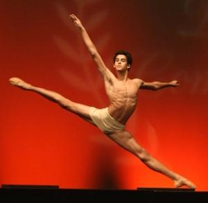 Francisco Serrano (16), Sarasota Cuban Ballet School 2013-02