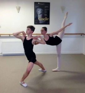 Harris Beattie and Jessica Rankine - both senior Danscentre students from Aberdeen - have been successful at gaining places at the Royal Ballet and Scottish Ballet Senior Associate Schemes (Danscentre)
