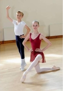 Madison (14)and Ethan (10) Bailey will both be attending Royal Ballet School from September (Kent and Sussex Courier) 2014-02