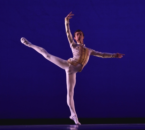 Orlando dancer Blake Kessler will attend the Paris Opera Ballet School this summer (Richard Finkelstein ) 2014