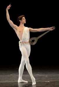 Xander Parish as Apollo (Valentin Baronovsky, Mariinsky Ballet)