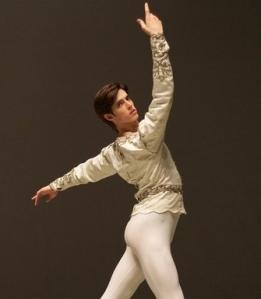 Xander parish joined the Mariinsky Ballet in 2010 (Alexander Neff)