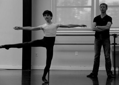 Fernando Martin-Gullans and Maxim Tchernychev, San Diego School of Ballet 2012b