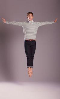 Ryan Vetter, as styled by Club Monaco (Réjean Brandt Photography)
