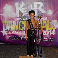 Yiannis Ekonomou, 11, is a rising star (Southtown Star) 2014