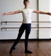 Harrison McClintock (Ballet Theatre of Toledo) 2013