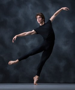 Spencer Hack  (Aleksandar Antonijevic, National Ballet of Canada)