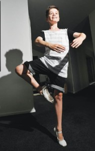 Autin Rice, 12, has been accept into the New Zealand School of Dance Junior Associate Programme (Gisborne Herald) 2014