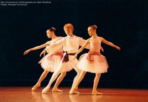 Ballet Academy East De L'Innocence (BAE, Rosalie O'Connor) 2003