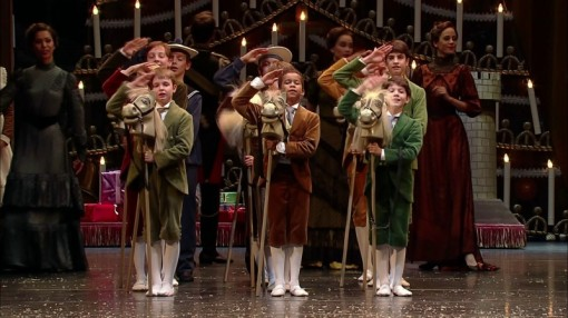 Nureyev Nutcracker by the Wiener Staatsballet-01