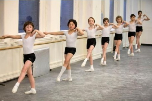 The Gillespie School at Segerstrom will offer ballet classes for children between 3 and 14 years old beginning in September 2015 (Rosalie O'Connor, ABT)