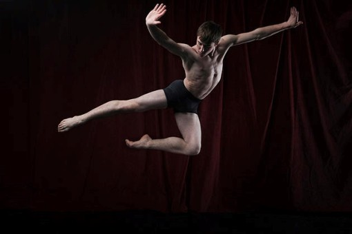 Isaac Sanders rises through the ranks of the ballet world (ChadRiley