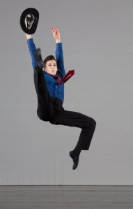 Nick Jurica has been accepted into the Juilliard School  (photo by Blaine Truitt Covert) 2015