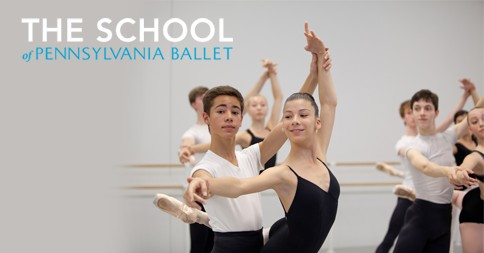 The School of Pennsylvania Ballet
