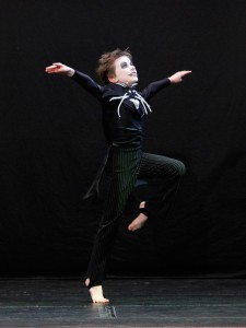 Benjamin Sears of Academy Dance was named Junior Champion at the Wyre Forest Dance Festival (Bryan Harris) 2015b