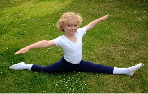 Tom Waddington, 8,  has secured a place as a junior associate at the Royal Ballet School (The Folkestone Herald) 2015