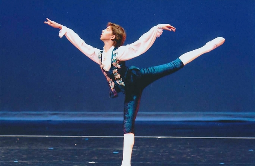 Daniel Rubin, now 19, is seen here at the age of 11 dancing at the Bayer Ballet Academy, he graduated from the Bolshoi Ballet Academy and will join the Eifman Ballet (Photo courtesy Rubin family)