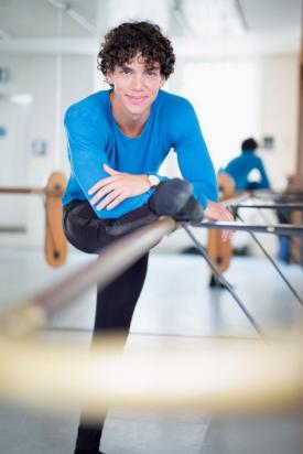 Striving to be the best Isaac Fernandez (Matt Writtle)