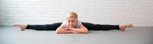 Django Mason, 14, student of the Boston Ballet (N. Mason) 2015