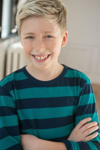 Django Mason,14, will perform in Boston Ballet's Nutcracker (N. Mason)