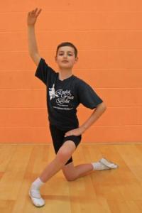 Ethan Hall, 10, wins spot in EYB's Nutcracker (Ben Garner) 2015