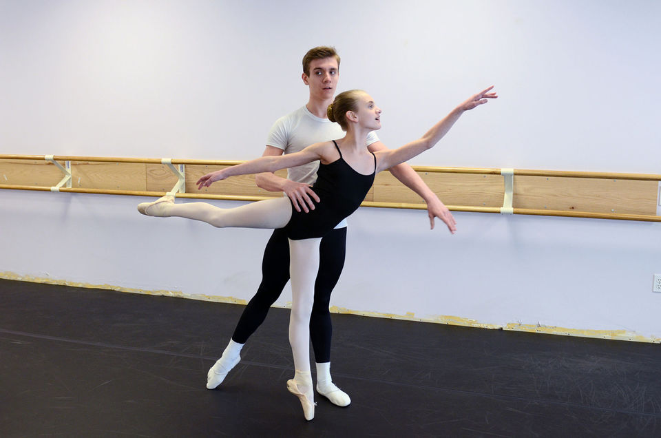Ballet Brothers | Boys and Ballet
