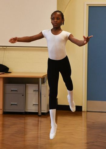 Amari Webb-Martin, 12, has been dancing since he was three (Newham Recorder) 2016