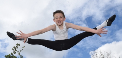Felix Brook, 10, has landed a role in LCB's Little Laord Fauntleroy (Peterborough Telegraph) 2016